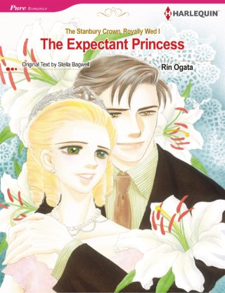 หน้าปก-the-expectant-princess-ookbee