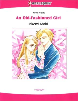 หน้าปก-an-old-fashioned-girl-ookbee