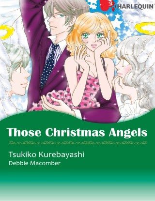 หน้าปก-those-christmas-angels-ookbee