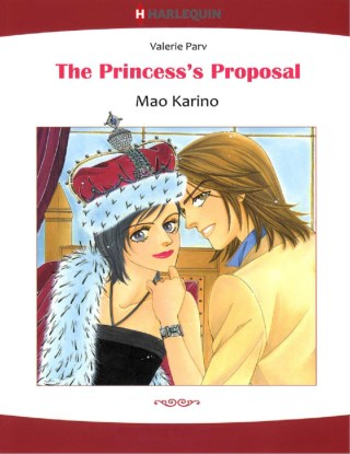 หน้าปก-the-princesss-proposal-ookbee