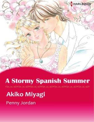 หน้าปก-a-stormy-spanish-summer-ookbee
