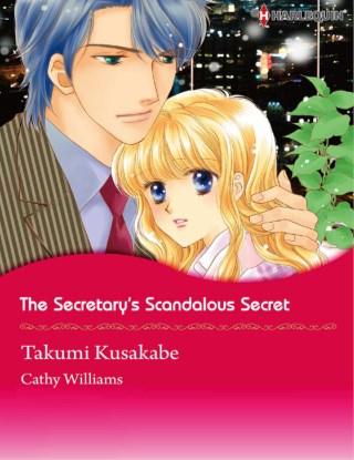 หน้าปก-the-secretarys-scandalous-secret-ookbee