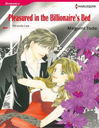 หน้าปก-pleasured-in-the-billionaires-bed-ookbee