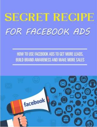 หน้าปก-secret-recipe-facebook-ads-ookbee