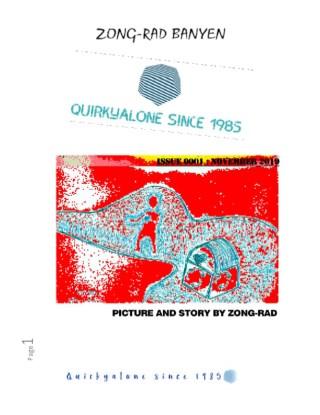หน้าปก-quirkyalone-since-1985-issue-november-2019-ookbee