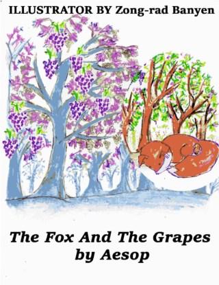 หน้าปก-the-fox-and-the-grapes-by-aesop-ookbee