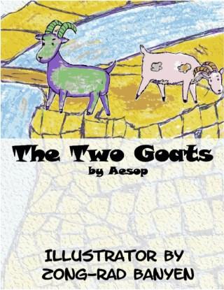 หน้าปก-the-two-goats-by-aesop-ookbee
