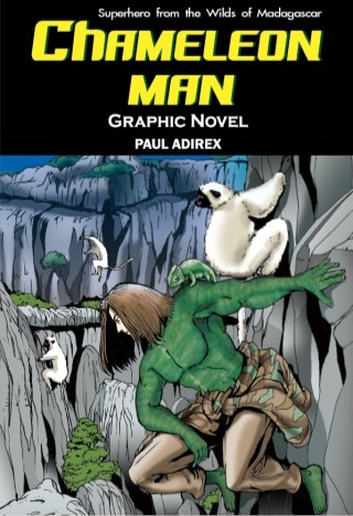 หน้าปก-chameleon-man-graphic-novel-ookbee