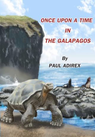 หน้าปก-once-upon-a-time-in-the-galapagos-ookbee