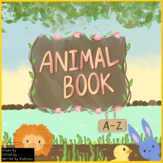 หน้าปก-animal-photo-book-หนังสือภาพสอนภาษาอังกฤษ-a-z-ฉบับสัตว์-ookbee