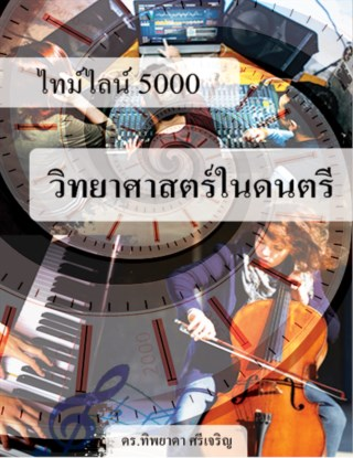ไทม์ไลน์ 5000 วิทยาศาสตร์ในดนตรี