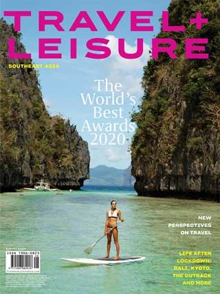 travel-leisure-southeast-asia-august-2020-หน้าปก-ookbee