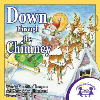 down-through-the-chimney-หน้าปก-ookbee