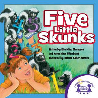 หน้าปก-five-little-skunks-ookbee