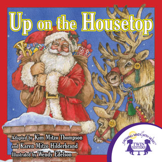 up-on-the-housetop-หน้าปก-ookbee