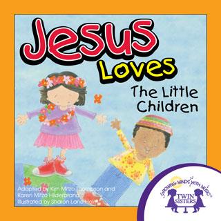 jesus-loves-the-little-children-หน้าปก-ookbee