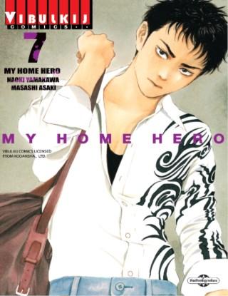 my-home-hero-เล่ม-7-หน้าปก-ookbee